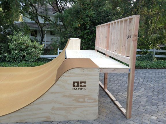 How To Make A Skateboard Ramps Homemade Skateboard Ramps