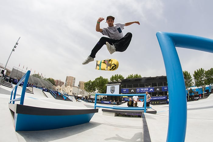 Chinese nollie