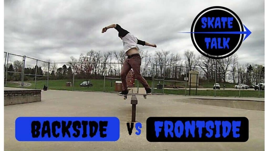 Frontside-Backside powerslide