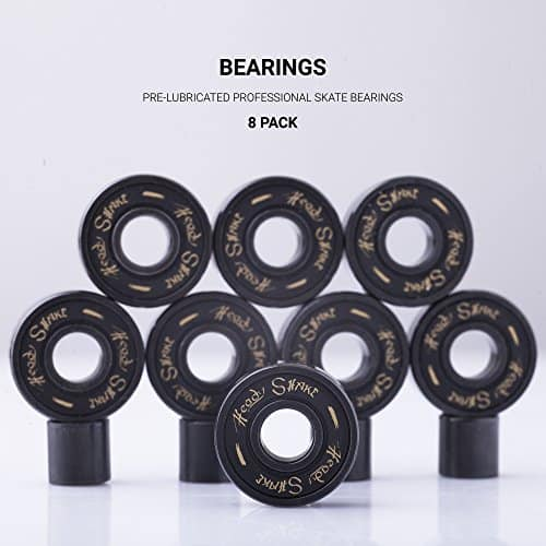 Top 21 Best Skateboard Bearings in 2019 Review - Editor's Choice