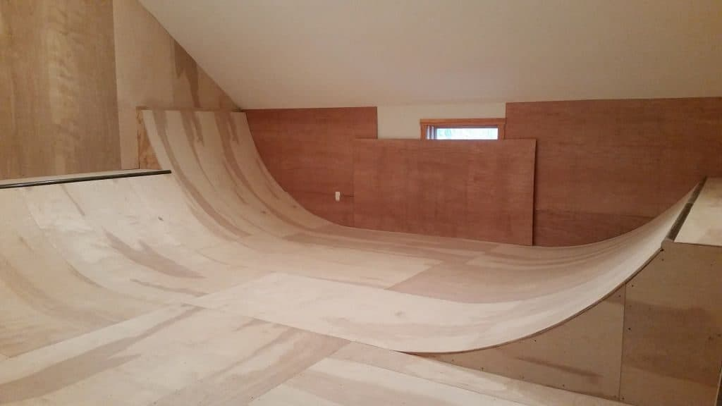 Skate Board Ramp >> How To Make A Skateboard Ramps Homemade Skateboard Ramps Guide