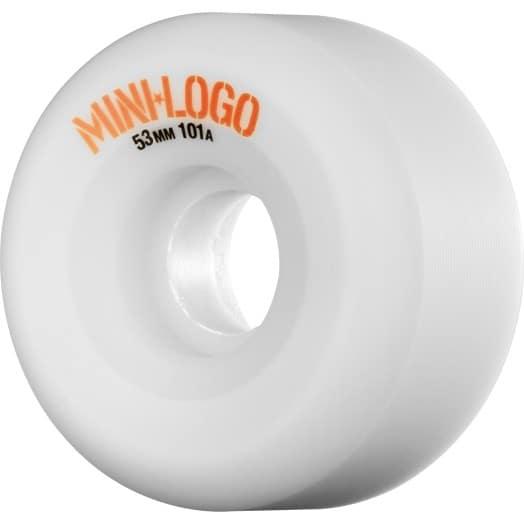 Mini-Logo Skateboards C-Cut 53mm 101A
