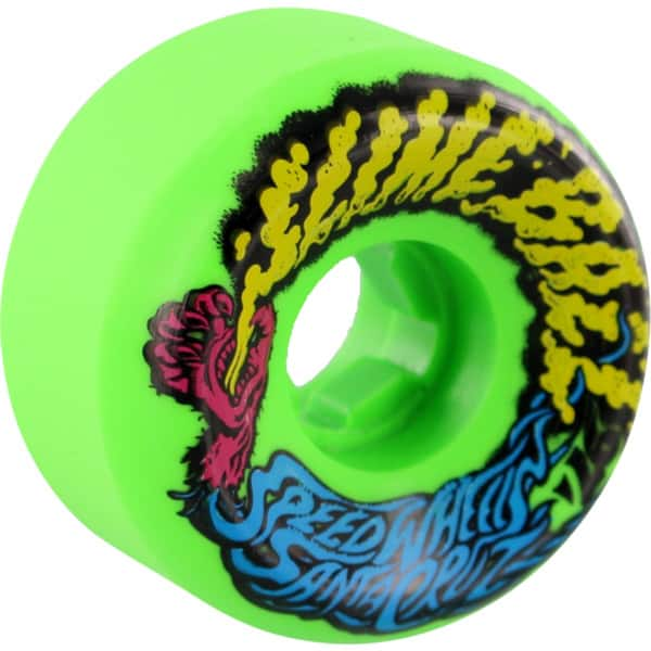 Santa Cruz Slime Balls Neon Green