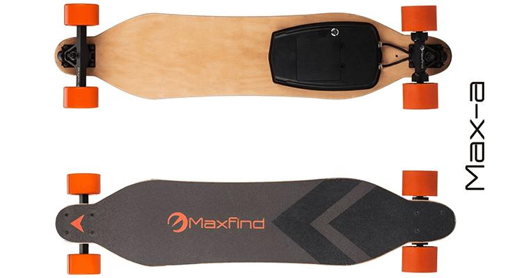 Maxfind Dual Motor