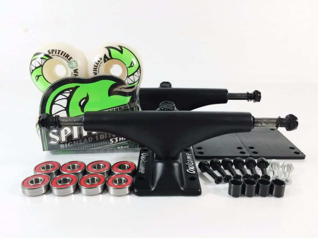 Top 20 Best Skateboards Trucks in 2019 Review – Editor's Choice