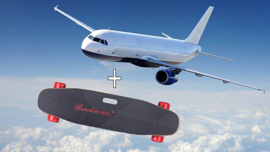 Flugreisen freundlich