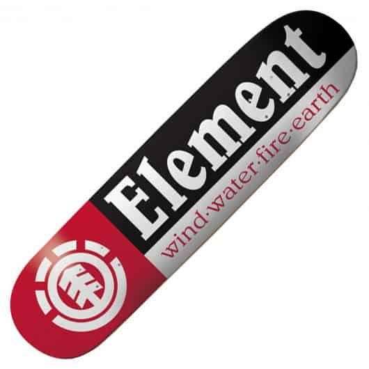 Element Section Black 7.75