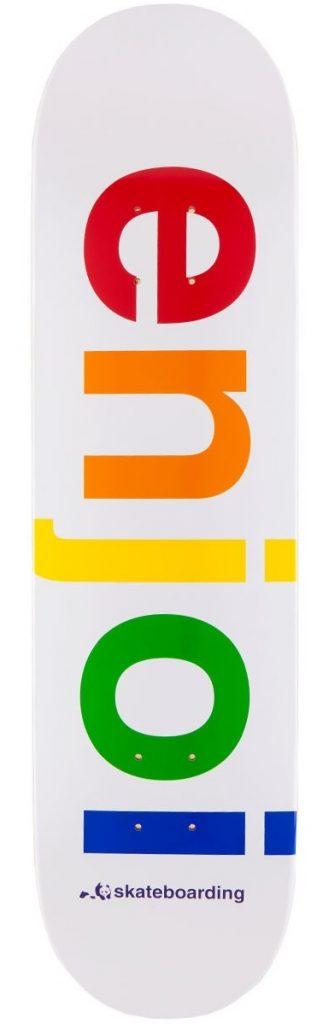 Enjoi White Spectrum 8.0