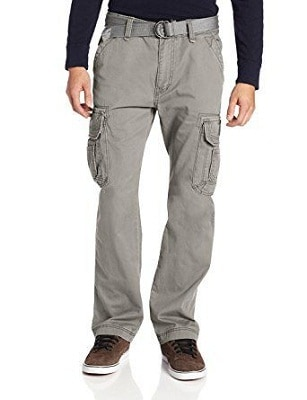Unionbay Men's Survivor Relaxed Fit Cargo Pant - Reg and Big and Tall Sizes