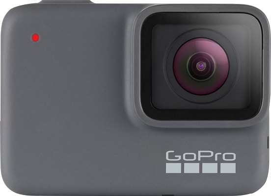 GoPro Camera Hero 7 Silver Action Camera