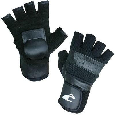 Hillbilly Wrist Guard Gloves - Half Finger