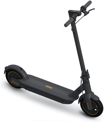 Segway Ninebot MAX Electric Kick Scooter, Foldable and Portable