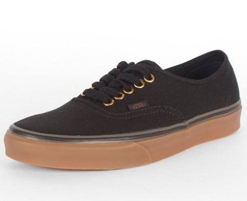 Vans Unisex Authentic Velvet Skate Shoes