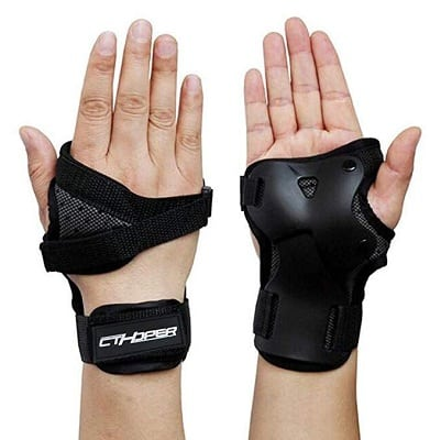 Wrist Guard Protective Gear Wrist Brace Impact Sport Wrist Support for Skating Skateboard Snowboarding Skiing Motocross